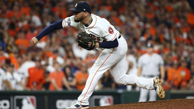 Astros deny intent of exec's support of Osuna