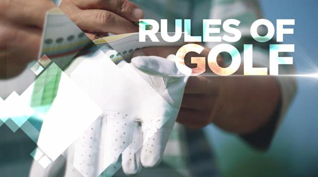 Understanding the proposed changes to the Rules of Golf