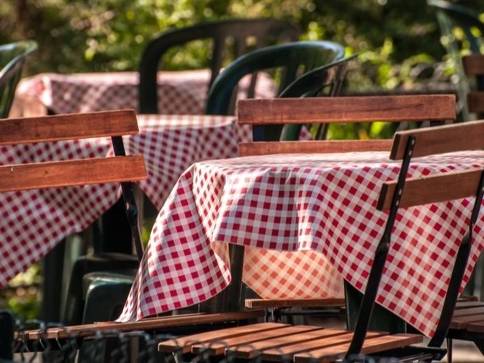 Restaurants, retailers and other businesses can apply for no-cost temporary outdoor expansion permits.