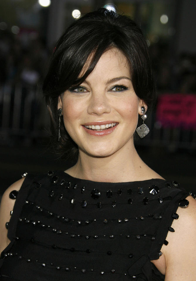 "<a href=""http://movies.yahoo.com/movie/contributor/1804504037"">Michelle Monaghan</a> at the Los Angeles premiere of <a href=""http://movies.yahoo.com/movie/1809955918/info"">Eagle Eye</a> - 09/16/2008"