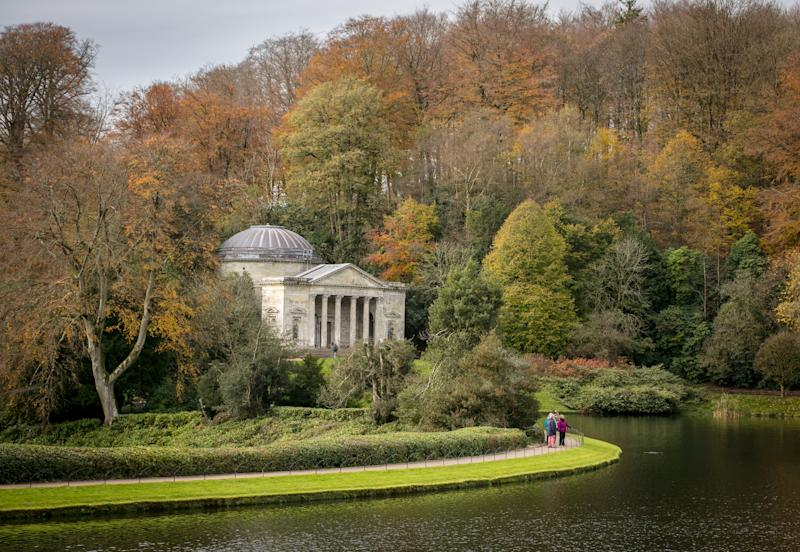 The National Trust's Stourhead. [Photo: Getty]