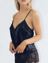 """<p><strong>Beverly Hills Lingerie</strong></p><p>Beverly Hills Lingerie</p><p><strong>$73.00</strong></p><p><a href=""""https://www.beverlyhillslingerie.com/collections/all-products/products/bedevil-sleepwear"""" rel=""""nofollow noopener"""" target=""""_blank"""" data-ylk=""""slk:Shop Now"""" class=""""link rapid-noclick-resp"""">Shop Now</a></p><p>No BFF needs to wait for a partner to gift them lingerie (and, it'll end up in the donation pile post-breakup). Getting some from you will feel <em>way</em> more fun and empowering.</p>"""
