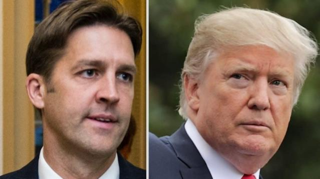 A Republican senator is openly questioning Donald Trump's commitment to defending the Constitution after the president's latest attacks on the media.