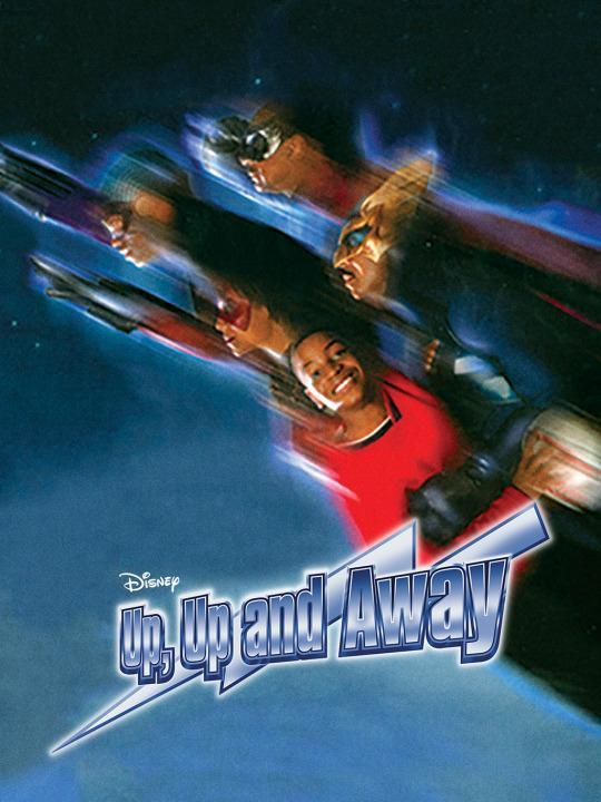<p>Robert Townsend (<em>Meteor Man</em>) directs this film about an ordinary child born to a family of superheroes. Do you think he might save the day anyway? Man, write your own movie then.<br><br>(<em>Credit: Disney Channel</em>) </p>