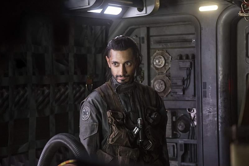 Riz Ahmed missed Star Wars Celebration because of Homeland Security.