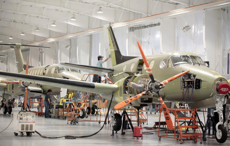 Beechcraft emerges from bankruptcy protection