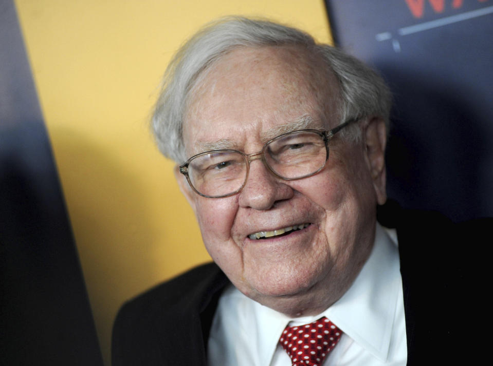 Warren Buffett. (Foto: AP)