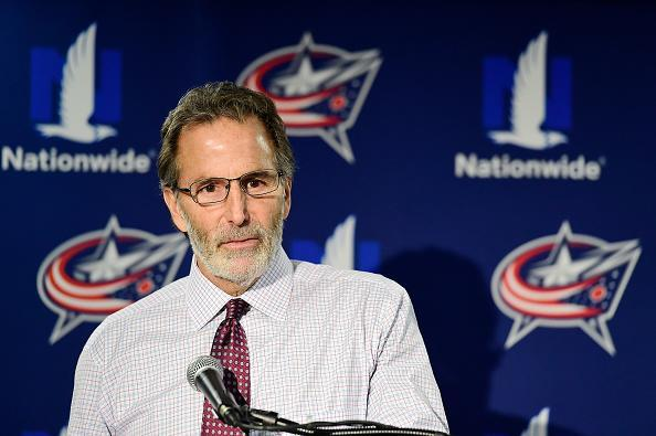 "(John Tortorella of the <a class=""link rapid-noclick-resp"" href=""/nhl/teams/cob/"" data-ylk=""slk:Columbus Blue Jackets"">Columbus Blue Jackets</a> speaks to the media after the <a class=""link rapid-noclick-resp"" href=""/nhl/teams/was/"" data-ylk=""slk:Washington Capitals"">Washington Capitals</a> defeated the Blue Jackets 5-0 during an NHL game at Verizon Center on January 5, 2017 in Washington, DC. (Getty Images)"