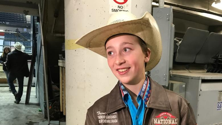 Rodeo goes beyond sport for Sask. Indigenous family