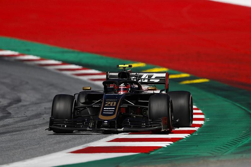 'Surprised' Haas to keep livery for British GP
