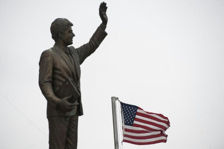 A statue of former US president Bill Clinton in Pristina is just one sign of Kosovo's gratitude to the United States