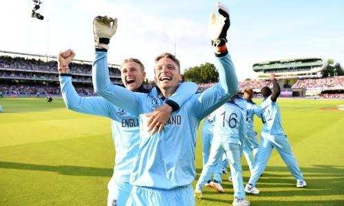 Sacrificing Ashes for a World Cup win appears worthwhile for England