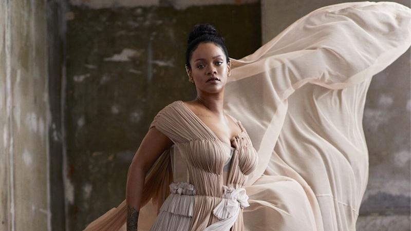 Rihanna Finally Reveals What Fans Can Expect From Her Upcoming Album