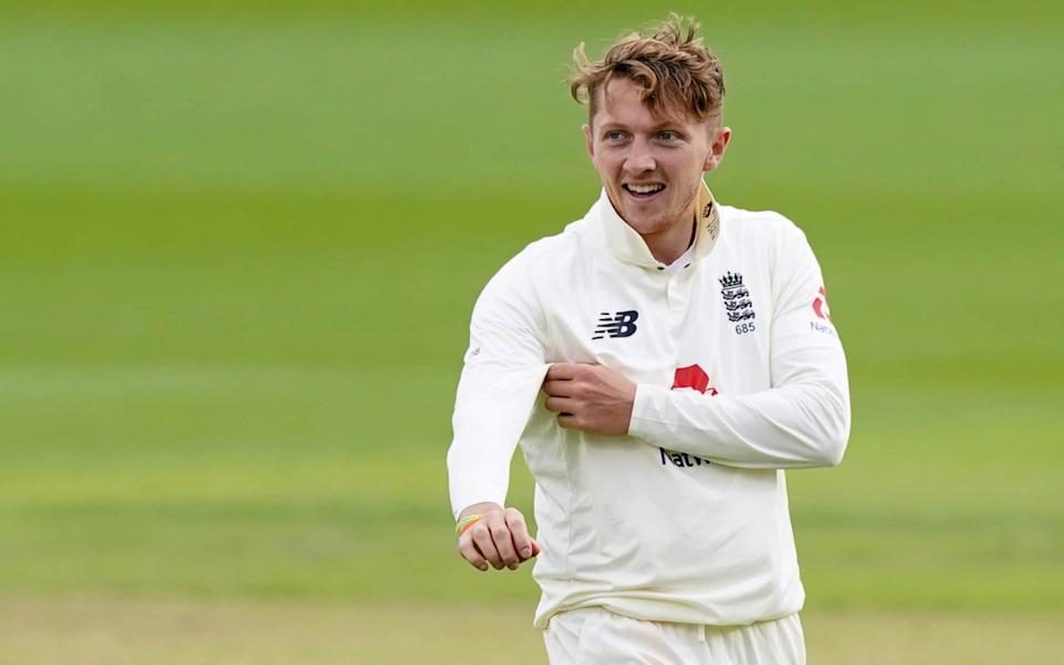 Much is hoped of Dom Bess, but, like the rest of the side, the off-spinner his desperately short of match practice - REUTERS