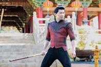 <ul> <li><strong>What to wear for Shang-Chi:</strong> You could achieve Shang-Chi's look with a red and black jacket or zip-up, black pants, and black shoes. Or, you could channel his more casual look with jeans, a hoodie, and a varsity-style jacket.</li> </ul>