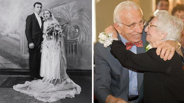 Couple Celebrates 80th Wedding Anniversary, Shares Secrets to Lasting Marriage