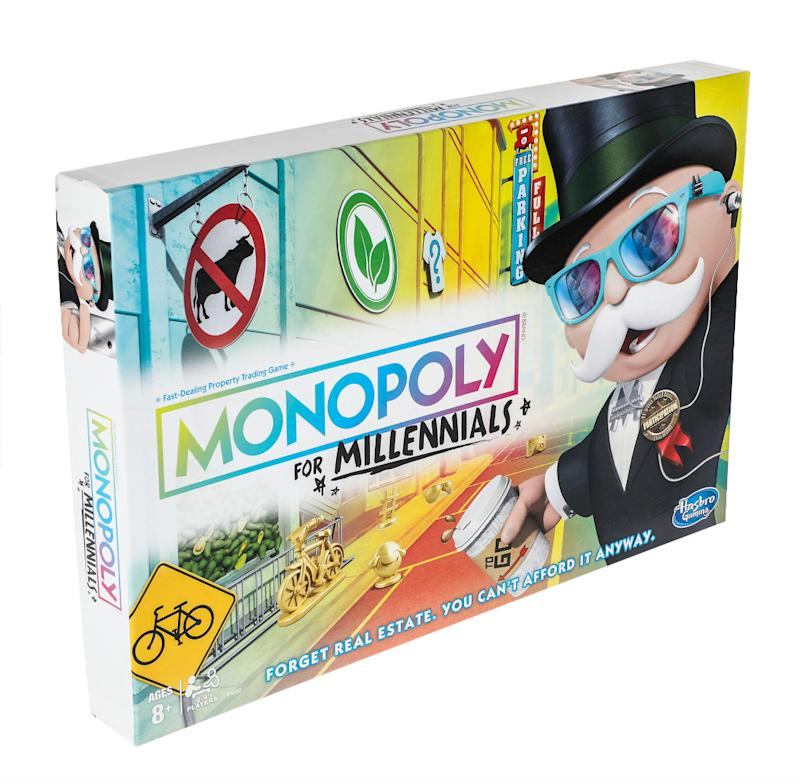 Hasbro Faces Backlash Over Savage Monopoly for Millennials Board Game: 'Adulting is Hard'