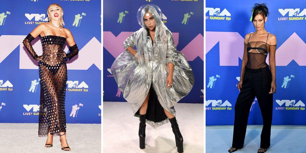 <p>The MTV VMAs are finally here, and the best part is we get a red carpet again! After forgoing many an awards ceremony red carpet due to the coronavirus pandemic, our favourite celebrities have once again worn their snazziest outfits and paraded in front of the cameras - and they haven't disappointed.</p><p>From Lady Gaga's quirky red carpet looks to a very naked dress from Miley Cyrus, these are our best dressed celebrities on the 2020 VMAs red carpet...</p>