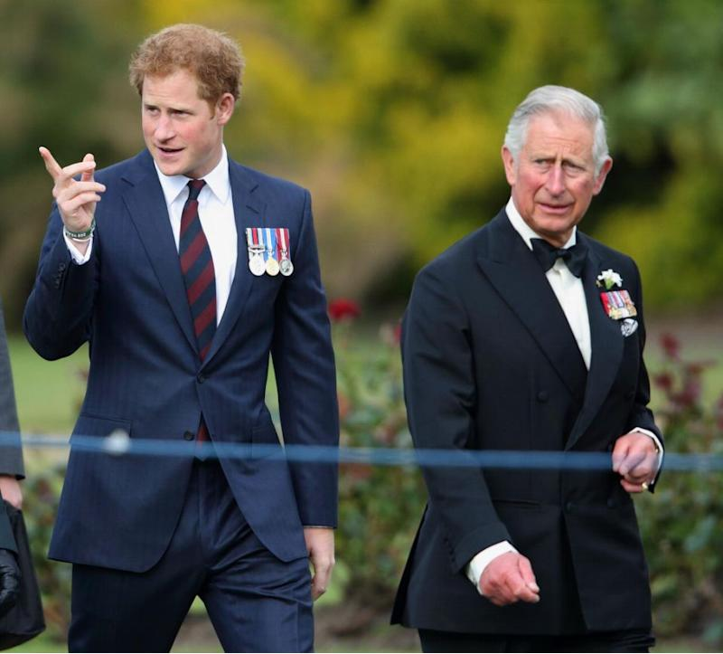 It's thought Prince Charles tried to take over the planning of the reception. Photo: Getty Images