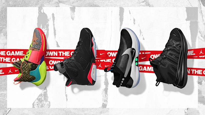 60077b5beff71b Nike and Jordan Brand unveil the 2019 NBA All-Star Collection