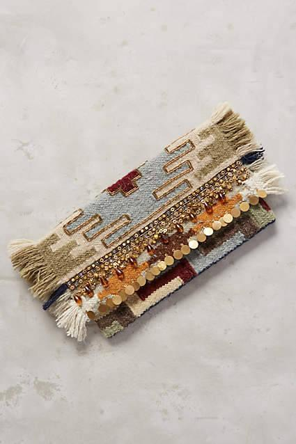 "<p>Jaspers & Jeera Agadir Embellished Clutch, $128, <a href=""http://www.anthropologie.com/anthro/pdp/detail.jsp?&pageName=Agadir+Embellished+Clutch&catId=ACCESSORIES-BAGS&id=37204393&cm_mmc=CSE-_-Polyvore-_-US-_-clutches-desktop#/"" rel=""nofollow noopener"" target=""_blank"" data-ylk=""slk:anthropologie.com"" class=""link rapid-noclick-resp"">anthropologie.com </a></p>"