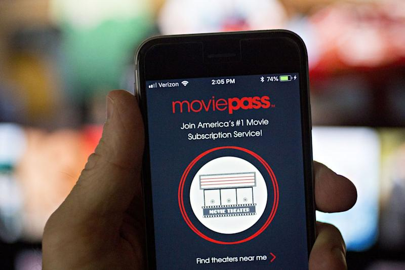MoviePass Looks Cheap. The Company, Not Just a Subscription