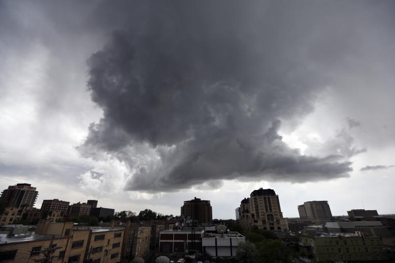 More storms roll into Colorado and Northeast