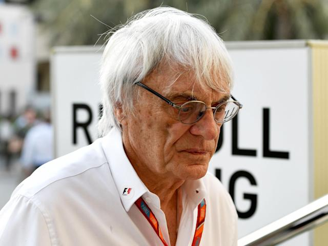 Eccelstone admitted he overcharged circuits to host races: Getty