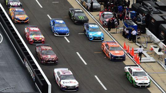 Inspection Bites Eight Drivers At Richmond