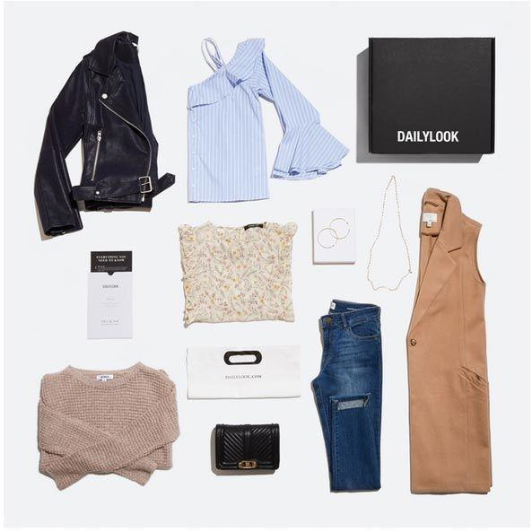 """<p><strong><em>Cost: </em></strong>$40 styling fee that's credited toward your purchase<br><strong><em>Who it's for:</em></strong> Women<strong><em><br>What you get:</em></strong> Up to 12 pieces starting at $60 to try on at home</p><p>Dailylook is pricier than other personal styling services, but there's a wide range of both high-end designer brands and under $100 pieces to choose from. There's also a good assortment of everyday basics and fun pieces for a night out. We found the unboxing experience to be particularly exciting for this one since there were so many different pieces to try. The one callout is that despite the higher cost, there were still some complaints of lower quality garments being sent. </p><p>It's similar to Stitch Fix because you fill out a style profile then get pieces picked for you, but with Dailylook you're able to see the pieces ahead of time and you can swap out up to three pieces if there are things you don't like. It's a true subscription with monthly, every other month, or quarterly plans, though you can pause or cancel at any point.<br></p><p><a class=""""link rapid-noclick-resp"""" href=""""https://go.redirectingat.com?id=74968X1596630&url=https%3A%2F%2Fwww.dailylook.com%2F&sref=https%3A%2F%2Fwww.goodhousekeeping.com%2Fclothing%2Fg31156814%2Fbest-clothing-subscription-boxes%2F"""" rel=""""nofollow noopener"""" target=""""_blank"""" data-ylk=""""slk:SHOP NOW"""">SHOP NOW</a></p>"""