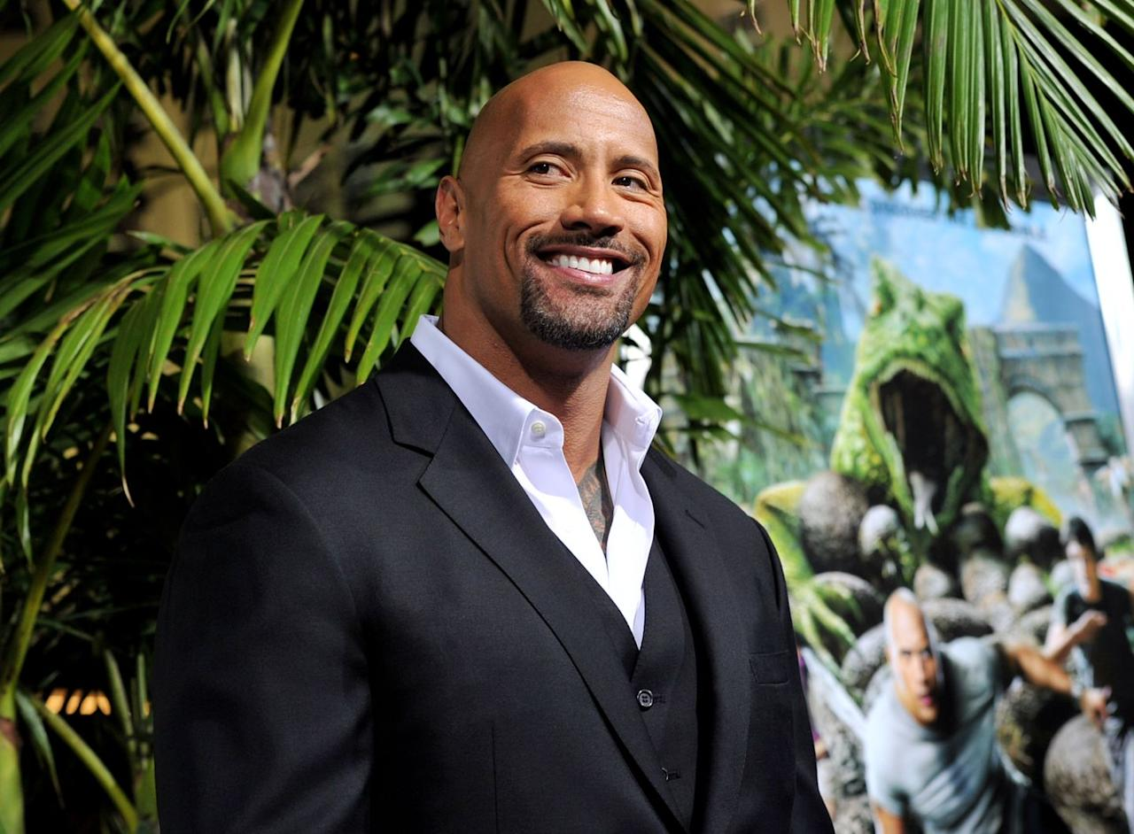 "<p>Dwayne Johnson endorsed a candidate for the first time ever this year when he came out in support of Joe Biden and Kamala Harris. ""You guys are both obviously experienced to lead. You've done great things. Joe, you've had such an incredible career. You've led in my opinion, with great compassion, and heart, and drive, but also soul. You and I talked about that in the past and how important soul is,"" Johnson said during a <a href=""https://www.youtube.com/watch?v=THR4l0MJLu4"" target=""_blank"">video chat with Biden and Harris</a> announcing his endorsement. </p>"