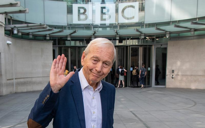 John Humphrys has accused the corporation of being out of touch with the nation in his memoir - Paul Grover
