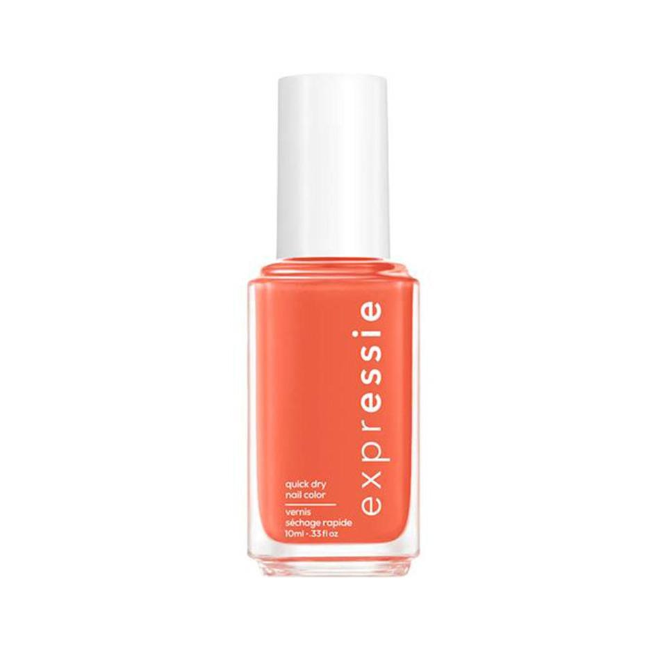 "<p>""For what seems like years, I was in search of the perfect rust orange shade to add to my <a href=""https://www.allure.com/gallery/best-new-nail-polish?mbid=synd_yahoo_rss"" rel=""nofollow noopener"" target=""_blank"" data-ylk=""slk:nail polish"" class=""link rapid-noclick-resp"">nail polish</a> collection. The orange nail polishes I found where often too bright — I wanted an autumnal shade that would remind me of leaves falling off trees and hot apple pie. When Essie's Expressie nail polish In a Flash Sale landed on my desk, I knew it was the one. Now, the burnt orange shade is one of my go-tos for the colder months. It's also called Expressie for a reason, as it dries almost instantly — perfect for someone like me, who often starts painting her nails at midnight and needs a quick dry."" — <em>Gabi Thorne, editorial assistant</em></p> <p><strong>$9</strong> (<a href=""https://shop-links.co/1701304891799797170"" rel=""nofollow noopener"" target=""_blank"" data-ylk=""slk:Shop Now"" class=""link rapid-noclick-resp"">Shop Now</a>)</p>"