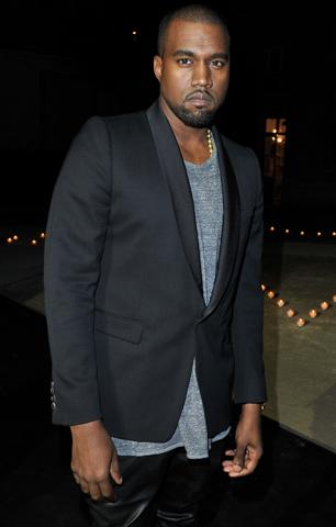 Kanye West's 'New Slaves' Screening Fizzles at the Alamo