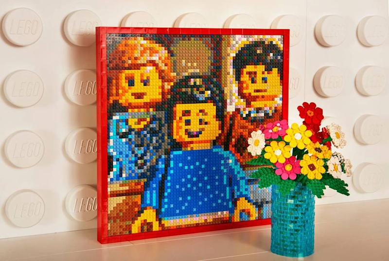 "To enter the contest, participants must answer one question: ""If you and your family had an infinite supply of LEGO bricks, what would you build?"" (Lego)"