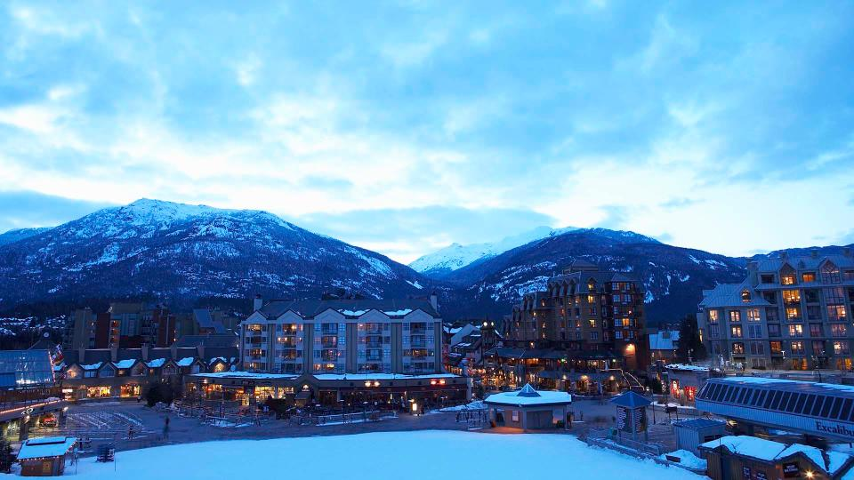 Whistler Blackcomb resort in Whistler, B.C. (Getty Images)