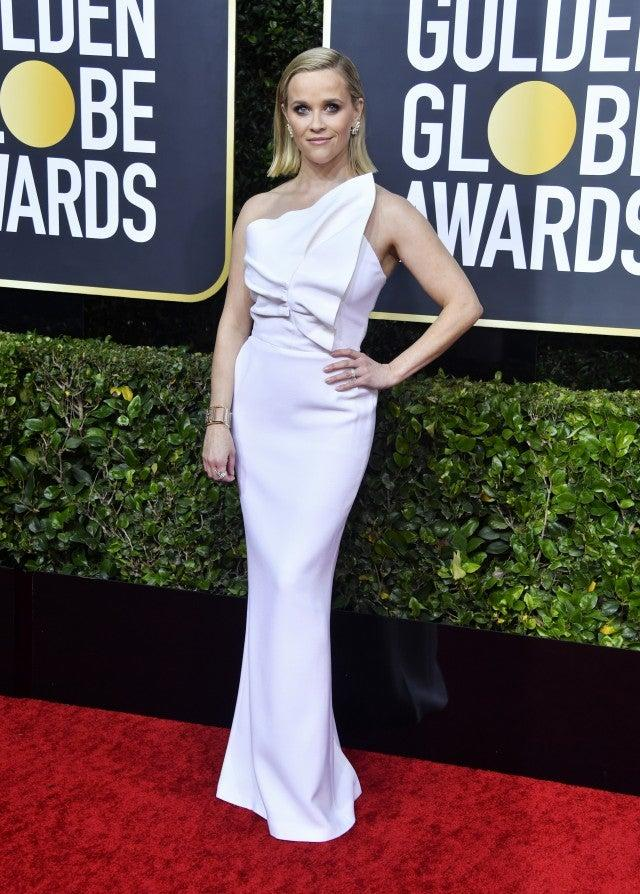 Reese Witherspoon at 2020 golden globes