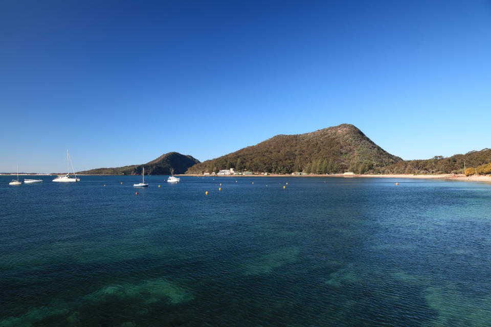 """Well endowed in natural beauty, Port Stephens is a popular holiday destination in New South Wales, Australia."""