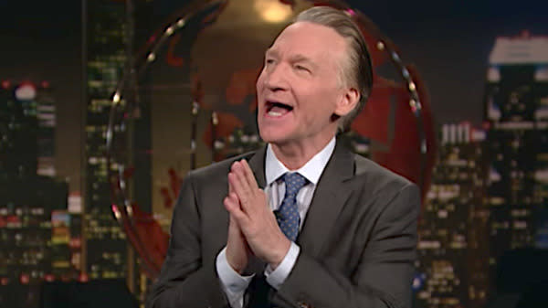 """""""Real Time"""" host Bill Maher says he is done with people who respond to mass shootings by sending their """"thoughts and prayers."""""""