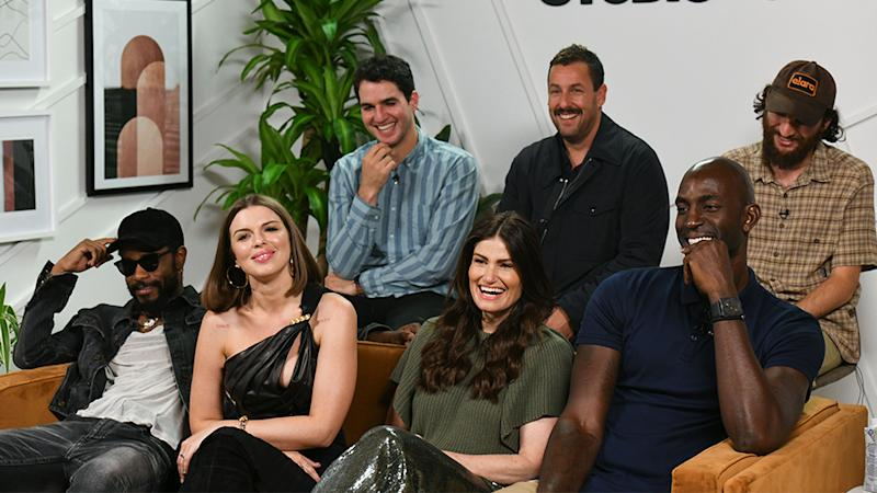Adam Sandler and 'Uncut Gems' Co-Stars on Working With the