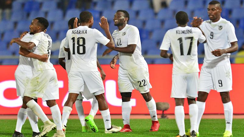 Namibia coach Ricardo Mannetti: We are small dogs that have teeth