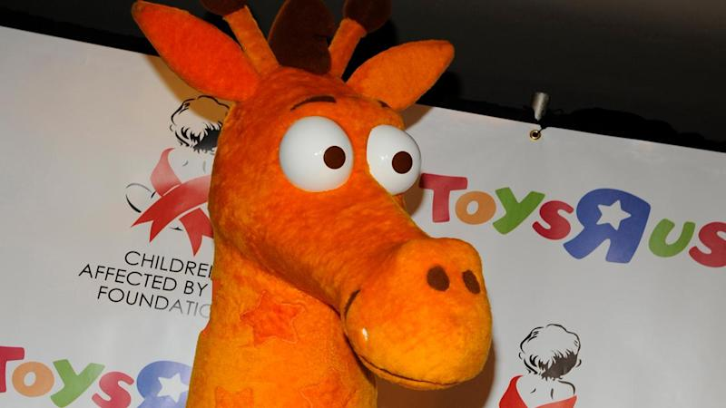 Texas Zoo Offers A Job To Toys R Us Mascot Geoffrey The Giraffe