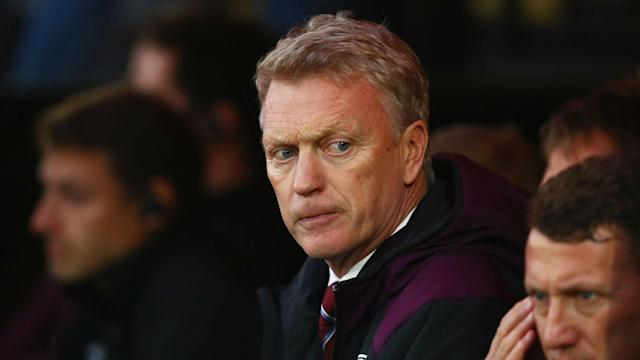 West Ham's poor start to the season continued in David Moyes' first game in charge, although the boss admitted he expected little to change.