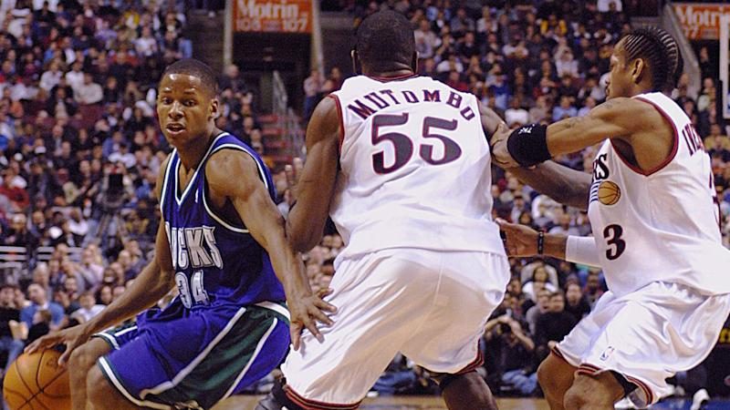Ray Allen still remembers, questions controversial Bucks-76ers series