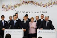 Trade has proved far from the only contentious issue on the table, with climate change becoming another major sticking point
