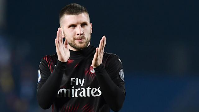 Ante Rebic snatched victory the Rossoneri on Friday but their coach admitted his side 'have to do more'