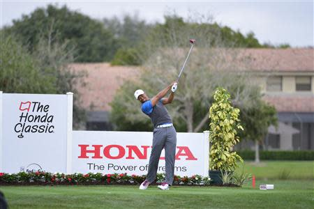PGA: The Honda Classic-First Round