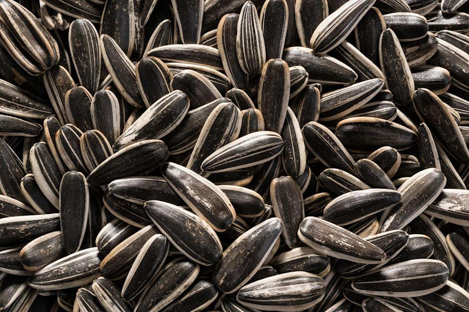 <p>This might be obvious to some, but there's technically nothing wrong with sunflower seeds. Sure they're high in fat, but everything in moderation is bearable. Eating and deposing the shells in a packed car on a long-distance trip might not be so pleasant for you or the passengers. </p>