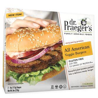 Dr. Praeger's All American Veggie Burgers ('Multiple' Murder Victims Found in Calif. Home / 'Multiple' Murder Victims Found in Calif. Home)