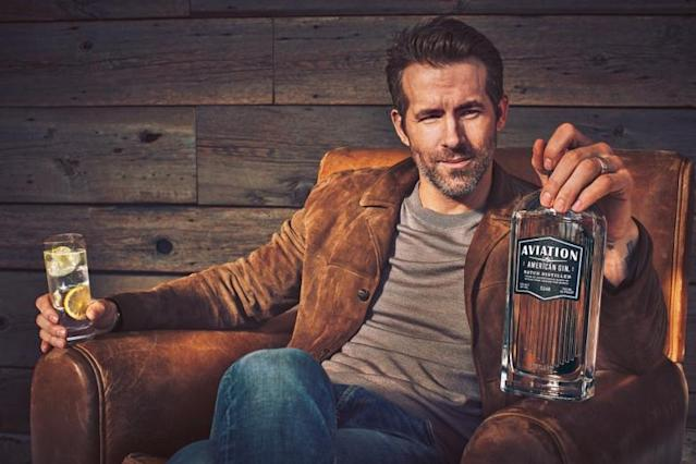 Ryan Reynolds' gin is helping out UK bartenders.